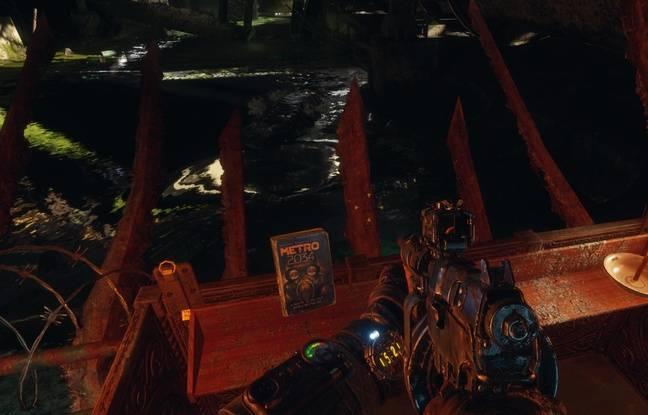 Des références cachés aux romans qui ont inspirés le jeu.