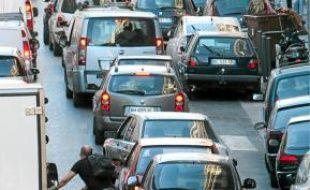 Les polluants liés au trafic routierfont partie des neurotoxiques.