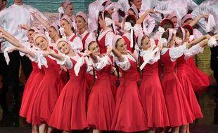 La danse traditionnelle russe