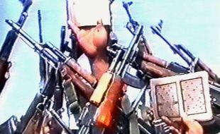 Des combattants d'Allah (capture d'écran d'une vidéo djihadiste)
