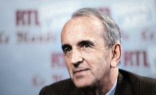 André Rousselet, en 1983.