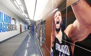 La NBA pourrait terminer sa saison à Orlando (photo d'illustration).