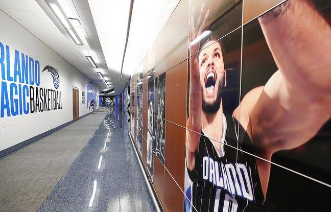 Coronavirus: La NBA discute avec Disney pour reprendre la saison dans son complexe d'Orlando fin juillet