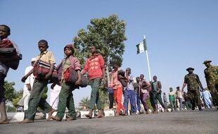 Les enlèvements sont réguliers dans la région, en décembre dernier 300 enfants avaient été libérés.