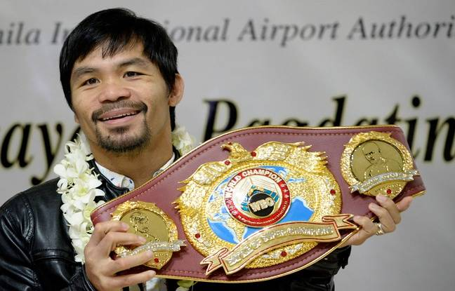 648x415 manny pacquiao aeroport manille 14 avril 2016