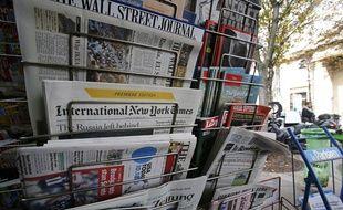 Les femmes toujours peu visibles dans la presse en 2017