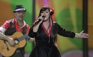 La chanteuse Flor-de-Lis a représenté le Portugal au concours Eurovision de la chanson en 2009.