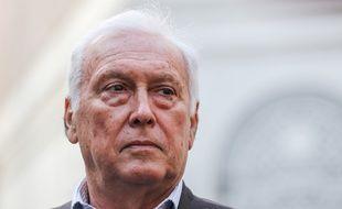Jean-François Delfraissy, le 13 mars 2020.