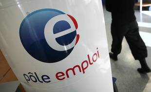 Illustration Pole Emploi (a Colomiers)..