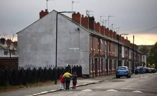 La ville de Rotherham, au moment de l'enquête sur les viols collectifs perpétrés pendant des années.