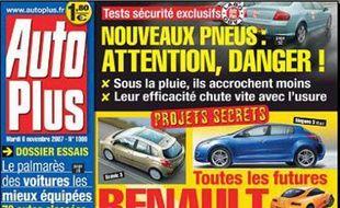 Le numéro 1.000 du magazine «Auto Plus».