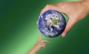 Les interrogations des adolescents vis-à-vis de l'environnement sont de plus en plus importantes.