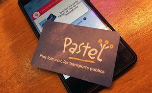 Avec l'appli PASS Easy, on peut désormais recharger sa carte Pastel à distance.