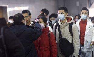 Un nouveau coronavirus touche les pays asiatiques.