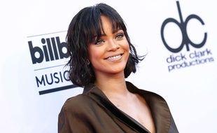 Rihanna à Las Vegas le 22 mai 2016