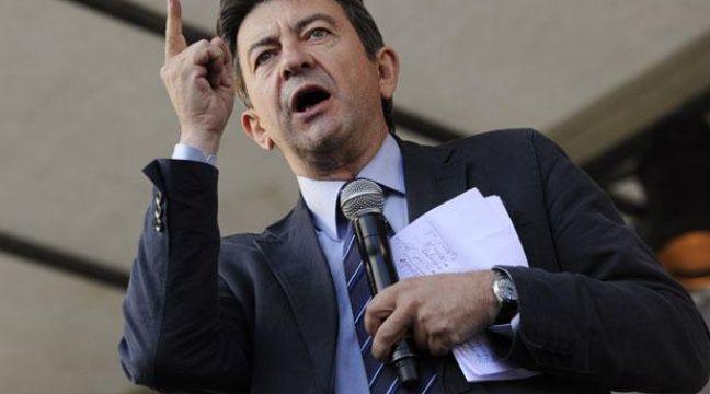 Jean-Luc Mélenchon à la Fête de la fraternité, le 18 septembre 2010 à Arcueil. – Gonzalo Fuentes / Reuters