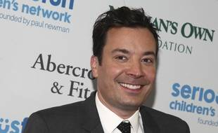Jimmy Fallon. (Illustration)