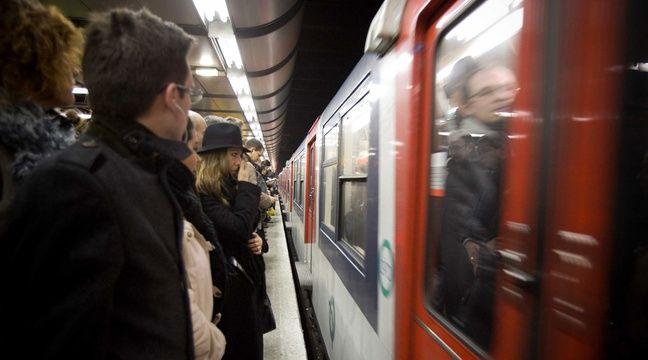 Le trafic des RER A et B sera perturbé. – VALINCO/SIPA