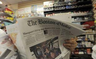 L'édition du Boston Globe datée du jeudi 16 août 2018.