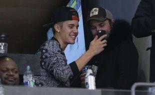 Justin Bieber, le 29 décembre 2013, à Toronto, au Canada.
