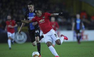Anthony Martial peut-il espérer une place à l'Euro 2020?