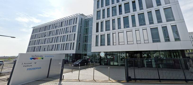 Le laboratoire de Cesson-Sévigné avait été racheté en 2019 par InterDigital au groupe français Technicolor.