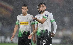 Les joueurs du Borussia Mönchengladbach, où évoluent Marcus Thuram et Alassane Pléa, ont renoncé à leurs salaires poru aider leur club à faire face à l'arrêt des compétitions.