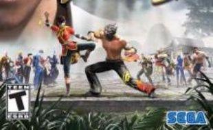 "Packshot de ""Virtua Fighter 5"" sur Xbox 360, de Sega"