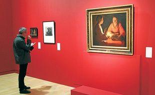 Exposé toute l'année, Le Nouveau-né est la star du musée des Beaux-Arts.
