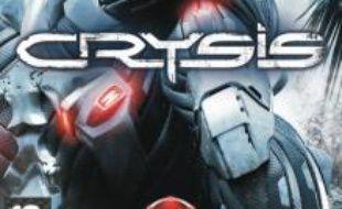 """Packshot du jeu """"Crysis"""" de Crytek sur PC, édité par EA games"""