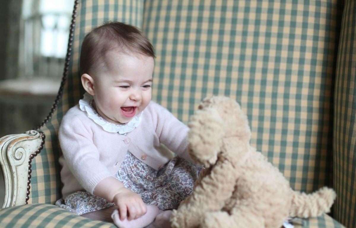 Charlotte n'est pas la princesse préférée de Yoda. – The Duchess of Cambridge/AP/Sipa