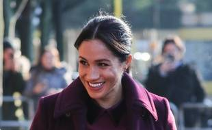 La duchesse du Sussex, Meghan Markle.