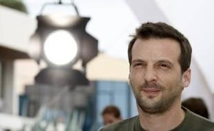 Mathieu Kassovitz lors du festival de Cannes 2008