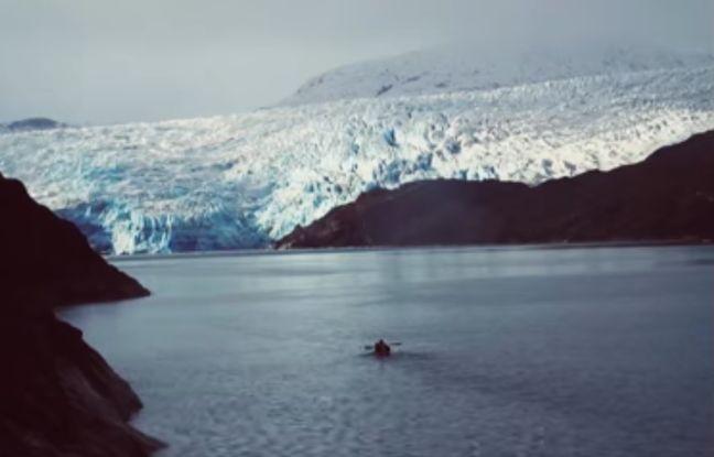 Image extraite d'une des expéditions de Christian Clot en Patagonie