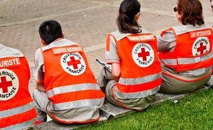 Une équipe de la Croix-Rouge (image d'illustration)