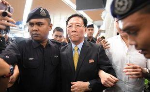 L'ambassadeur de Corée du Nord expulsé par la Malaisie, Kang Chol