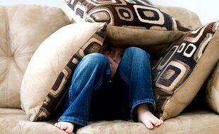 Un enfant en souffrance.