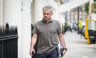 José Mourinho, à Londres, le 24 mai 2016.