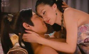 Capture écran du film chinois «Sex and Zen-Extreme Ecstasy».