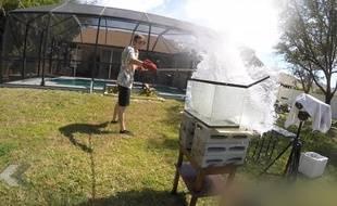 L'incroyable mélange du sel fondu et de l'eau - Le Rewind (vidéo).