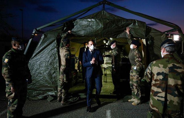C'est l'heure du BIM: Annonces de Macron à Mulhouse, la France se retire d'Irak et forte demande de chômage partiel
