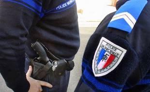 Des policiers municipaux (illustration)