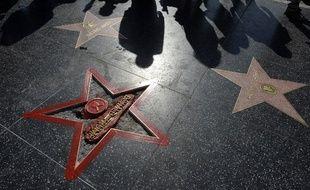 L'étoile de Donald Trump à Los Angeles avait été vandalisée une première fois en octobre 2016.