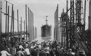 Les chantiers navals Dubigeon