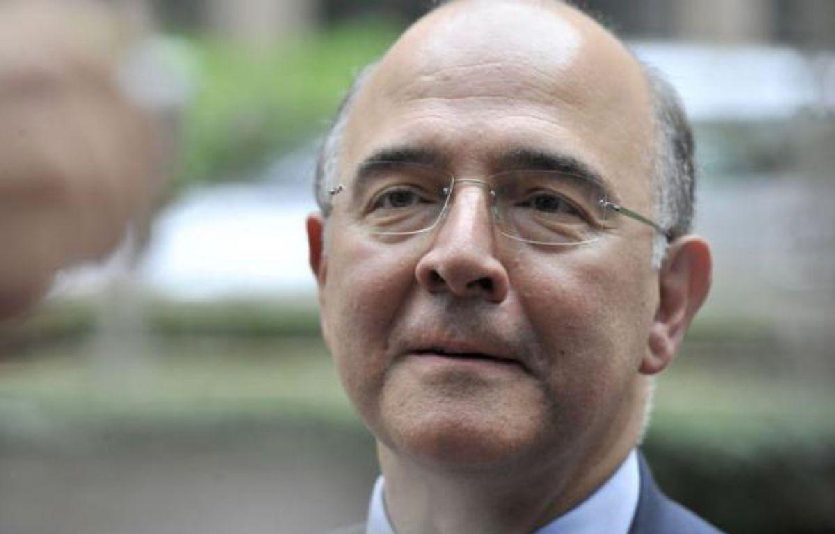 """""""Nous héritons d'une situation beaucoup plus dégradée qu'annoncé"""", a résumé récemment le ministre de l'Economie, Pierre Moscovici devant les députés, """"récusant"""" le terme d'austérité, préférant parler d'une politique marquée du sceau du """"sérieux et de la cohérence"""". – Georges Gobet afp.com"""