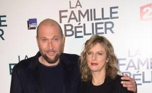 François-Xavier Damiens et Karin Viard