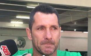 Nivaldo ne rejouera plus pour Chapecoense