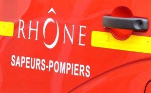 Illustration d'un véhicule de pompiers