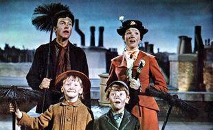 Un émerveillement partagé dans le film «Mary Poppins».