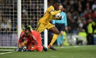 Blaise Matuidi marque le 3e but pour la Juve, synonyme de prolongations.